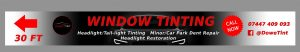 car tinting irpr graphic design