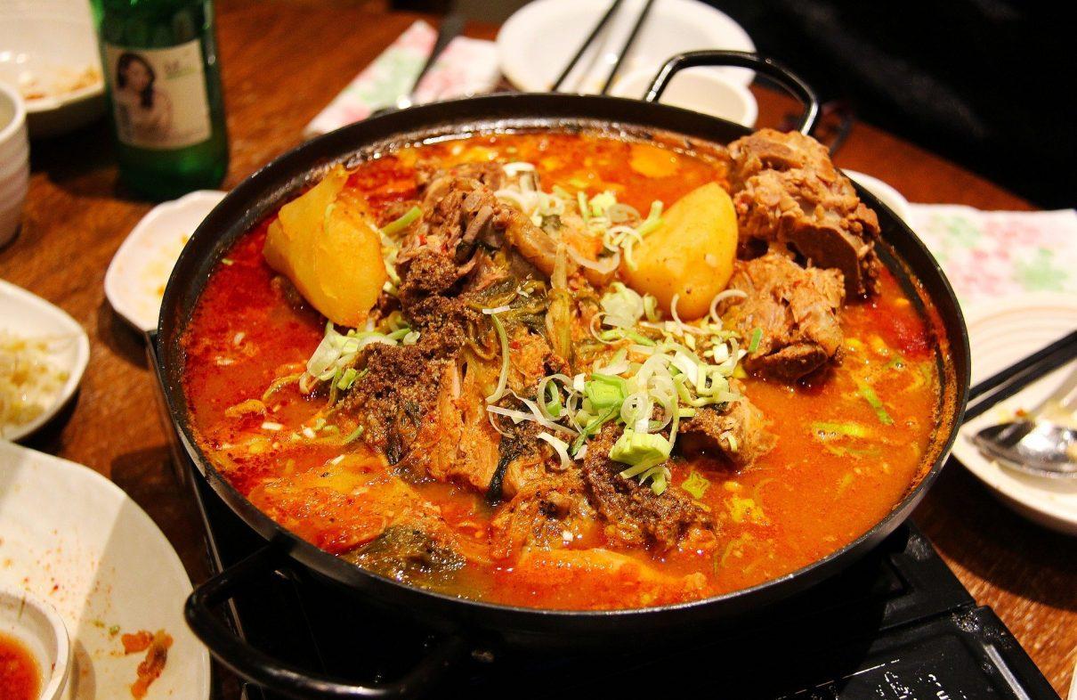 spicy village menu design irpr
